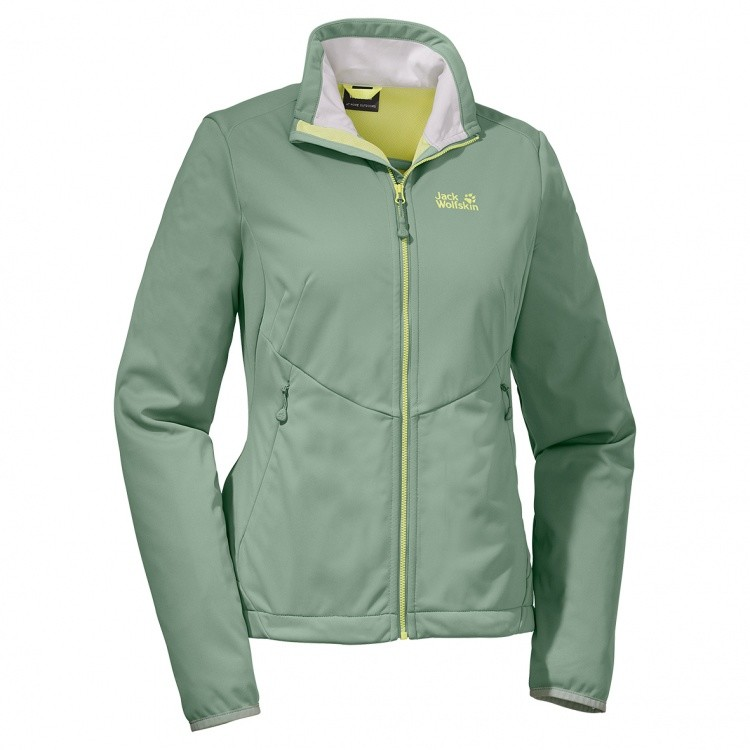 Jack Wolfskin Chill Out Jacket Women Jack Wolfskin Chill Out Jacket Women Farbe / color: opal green ()