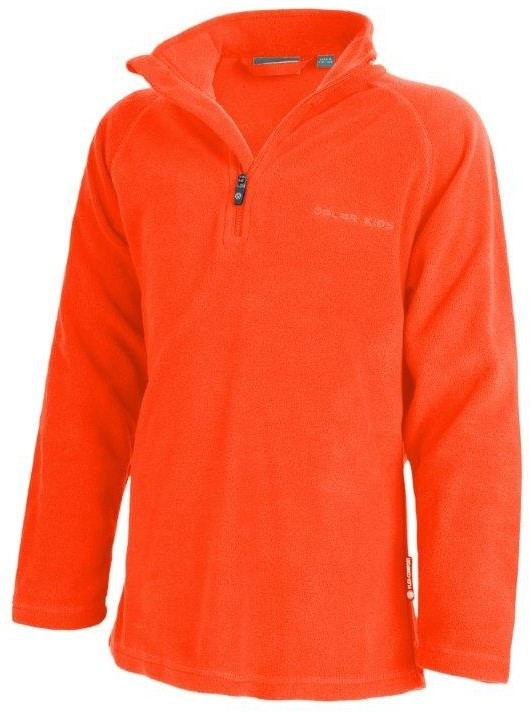 Color Kids Larvik Half Zip Pulli Color Kids Larvik Half Zip Pulli Farbe / color: fire red ()