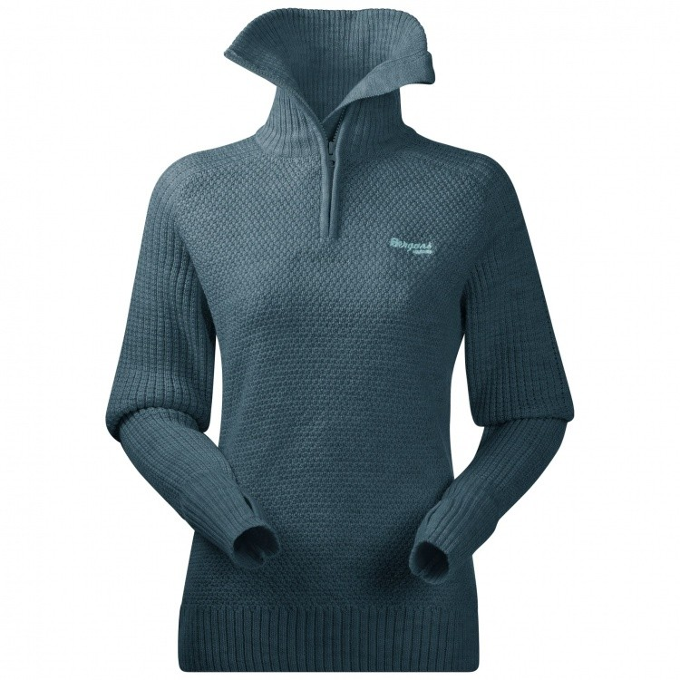 Bergans Ulriken Lady Jumper Bergans Ulriken Lady Jumper Farbe / color: forestfrost melange ()
