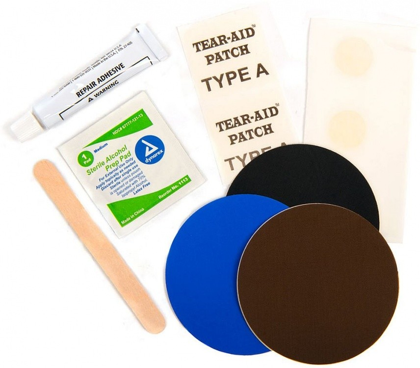 Therm-A-Rest Permanent Home Repair Kit Therm-A-Rest Permanent Home Repair Kit Permanent Home Repair Kit ()