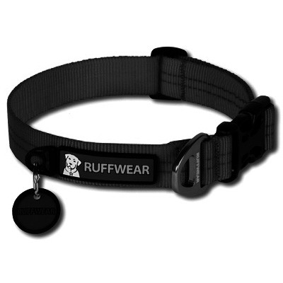 Ruffwear Hoopie Collar Ruffwear Hoopie Collar Farbe / color: obsidian black ()