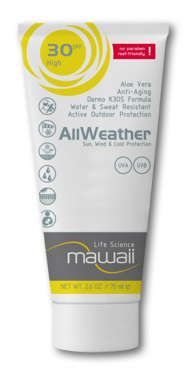 mawaii AllWeather Protection - SPF 30 mawaii AllWeather Protection - SPF 30 75 ml ()