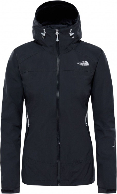 The North Face Womens Stratos Jacket The North Face Womens Stratos Jacket Farbe / color: tnf black/tnf black ()