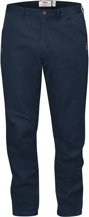 Fjällräven High Coast Trousers Fjällräven High Coast Trousers Farbe / color: navy ()