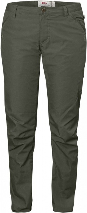 Fjällräven High Coast Trousers Women Fjällräven High Coast Trousers Women Farbe / color: mountain grey ()