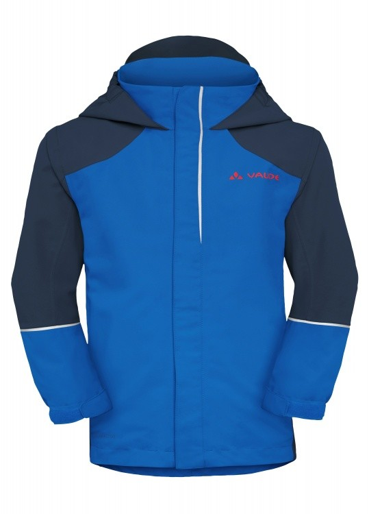 VAUDE Kids Racoon Jacket IV VAUDE Kids Racoon Jacket IV Farbe / color: hydro blue ()