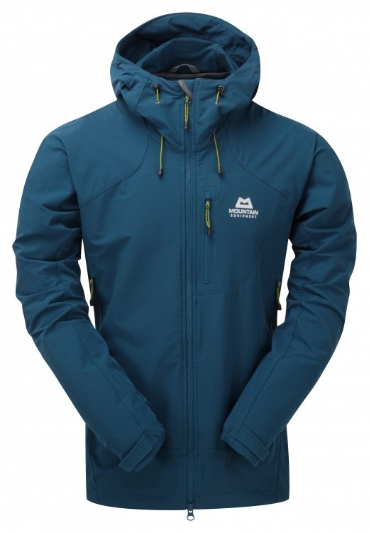 Mountain Equipment Frontier Hooded Jacket Mountain Equipment Frontier Hooded Jacket Farbe / color: marine ()