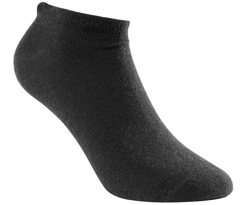 Woolpower Shoe Liner Woolpower Shoe Liner Farbe / color: black ()