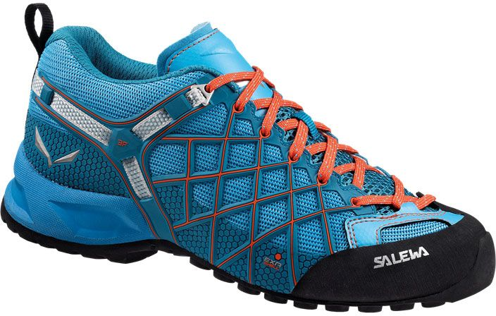 SALEWA Womens Wildfire Vent SALEWA Womens Wildfire Vent Farbe / color: river blue/clementine ()