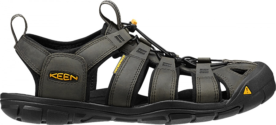 Keen Men Clearwater CNX Leather Keen Men Clearwater CNX Leather Farbe / color: magnet/black ()