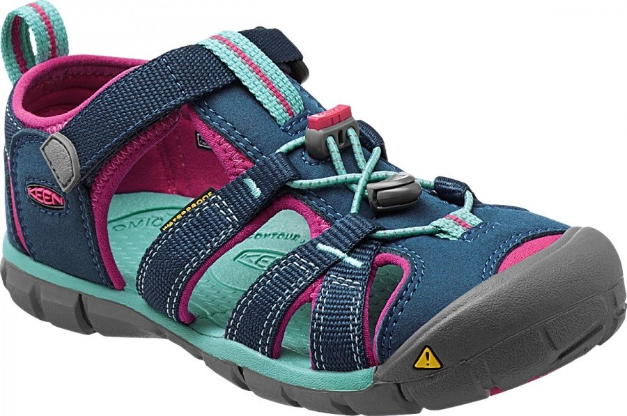 Keen Kids Seacamp II CNX Keen Kids Seacamp II CNX Farbe / color: poseidon/very berry ()