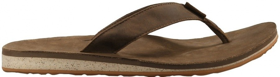 Teva Classic Flip Premium Men Teva Classic Flip Premium Men Farbe / color: dark earth ()