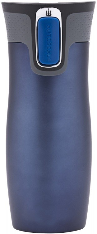 contigo West Loop Thermobecher contigo West Loop Thermobecher Farbe / color: matt monaco blue ()