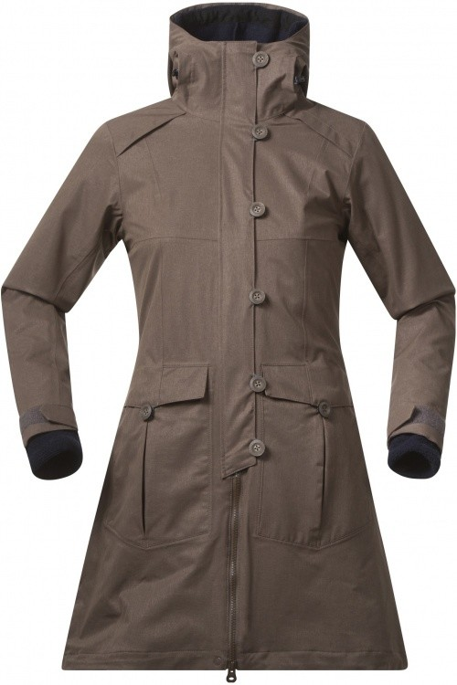Bergans Bjerke 3in1 Lady Coat Bergans Bjerke 3in1 Lady Coat Farbe / color: clay/midnight blue ()