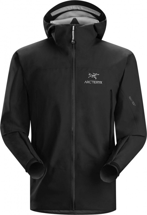 Arc'teryx Mens Zeta AR Jacket Arc'teryx Mens Zeta AR Jacket Farbe / color: black ()