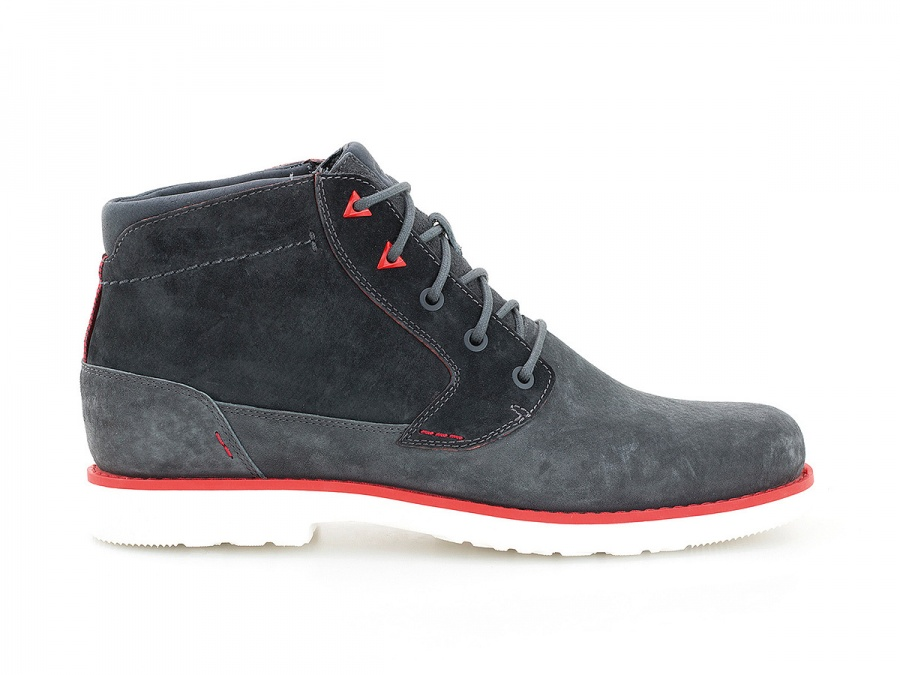 Teva Durban Suede Mens Teva Durban Suede Mens Farbe / color: dark shadow ()