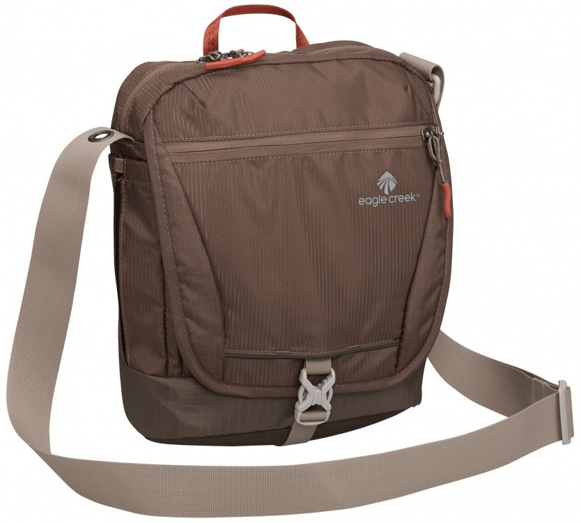 Eagle Creek Guide Pro Courier RFID Eagle Creek Guide Pro Courier RFID Farbe / color: brown ()