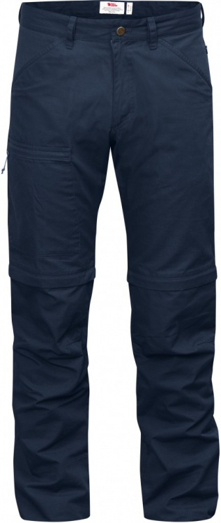 Fjällräven High Coast Zip-Off Trousers Fjällräven High Coast Zip-Off Trousers Farbe / color: navy ()