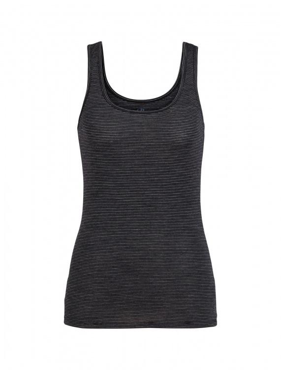 Icebreaker Siren Tank Women Icebreaker Siren Tank Women Farbe / color: stripe black/snow ()