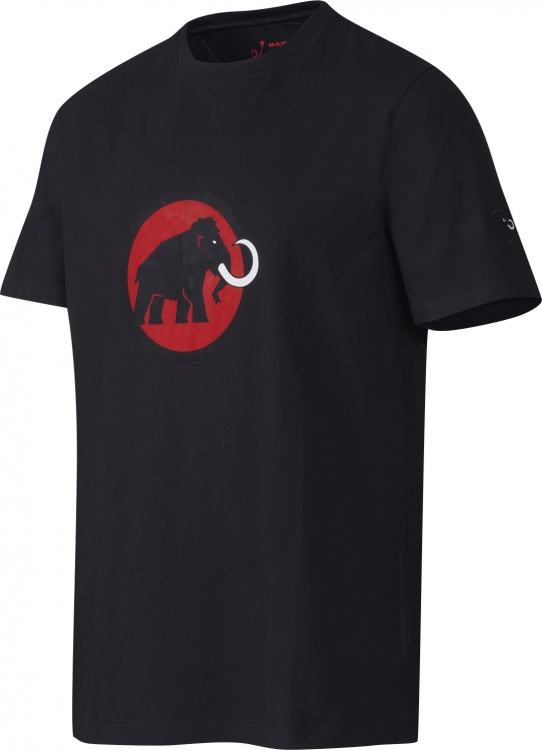 Mammut Logo T-Shirt Mammut Logo T-Shirt Farbe / color: black ()