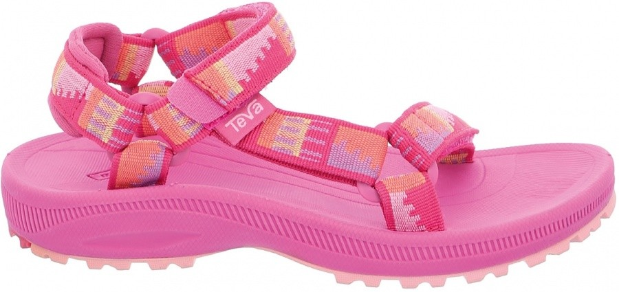 Teva Hurricane 2 Kids Teva Hurricane 2 Kids Farbe / color: peaks pink ()