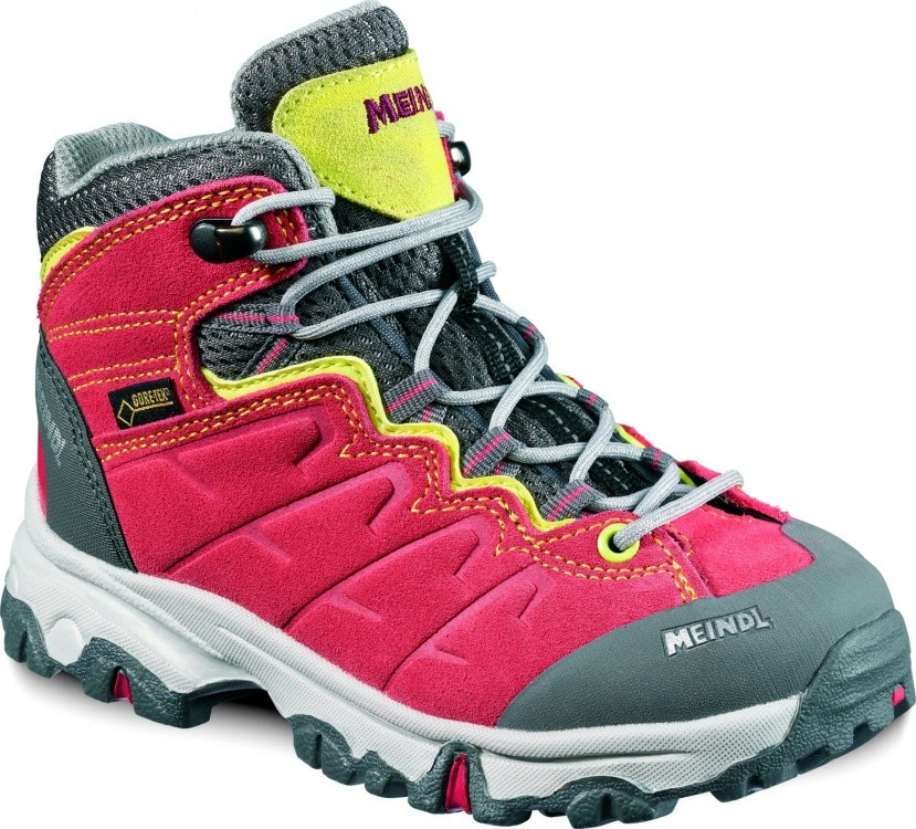 Meindl Minnesota Junior GTX Meindl Minnesota Junior GTX Farbe / color: magenta/lemon ()