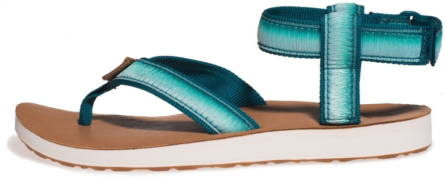 Teva Original Sandal Ombre Women Teva Original Sandal Ombre Women Farbe / color: deep teal ()