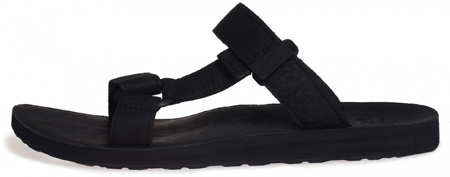 Teva Universal Slide Leather Men Teva Universal Slide Leather Men Farbe / color: black ()