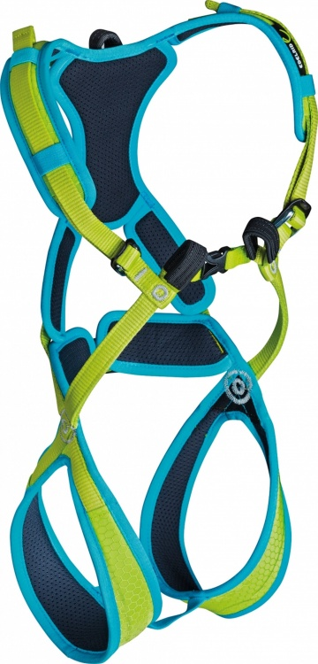 Edelrid Fraggle II Edelrid Fraggle II Farbe / color: oasis-icemint ()