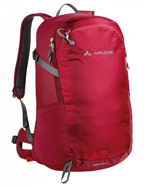 VAUDE Wizard 24+4 VAUDE Wizard 24+4 Farbe / color: indian red ()