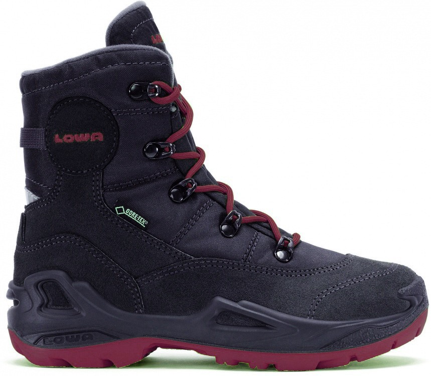 Lowa Rufus III GTX HI Lowa Rufus III GTX HI Farbe / color: anthrazit/beere ()