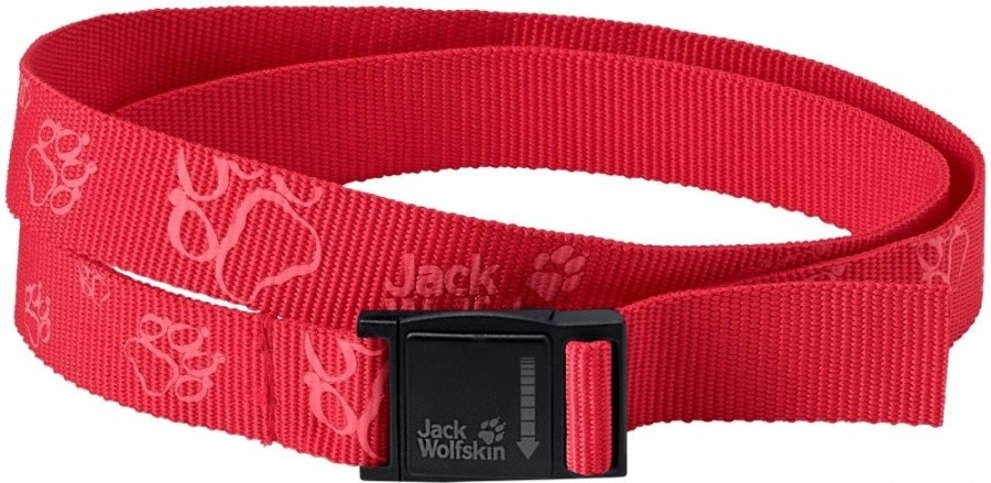 Jack Wolfskin Kids Magneto Belt Jack Wolfskin Kids Magneto Belt Farbe / color: tulip red ()