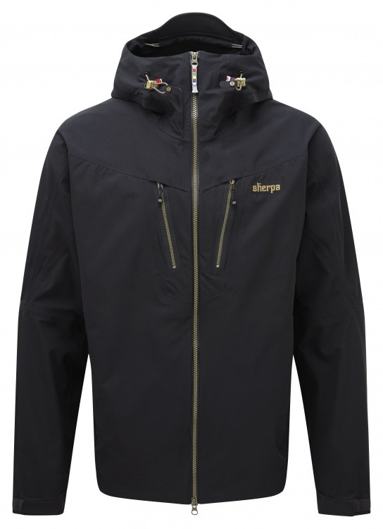 Sherpa Adventure Gear Lithang Jacket Sherpa Adventure Gear Lithang Jacket Farbe / color: black/antique brass ()