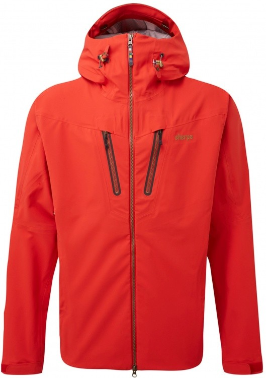 Sherpa Adventure Gear Lithang Jacket Sherpa Adventure Gear Lithang Jacket Farbe / color: tibetan coral ()