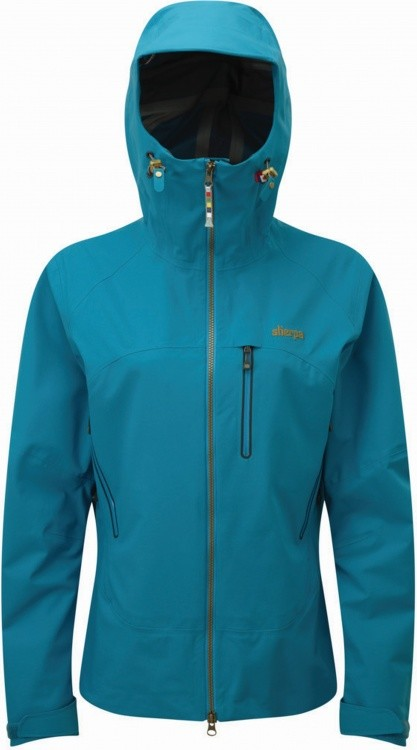 Sherpa Adventure Gear Lithang Jacket Women Sherpa Adventure Gear Lithang Jacket Women Farbe / color: blue tara/antique brass ()