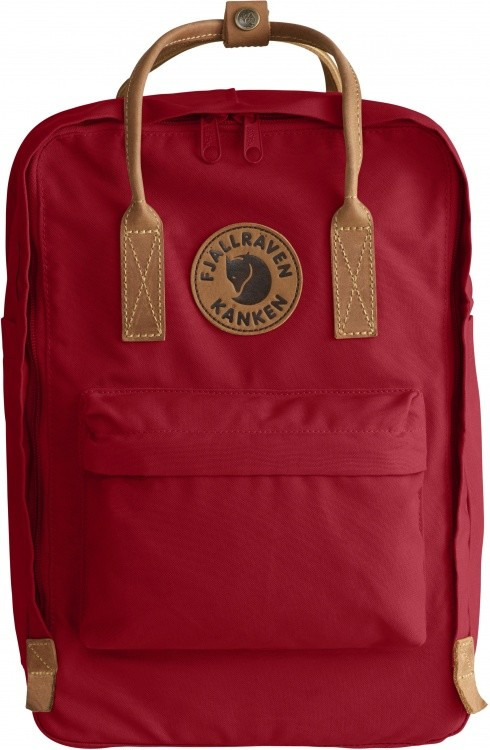 Fjällräven Kanken No. 2 Laptop Fjällräven Kanken No. 2 Laptop Farbe / color: deep red ()
