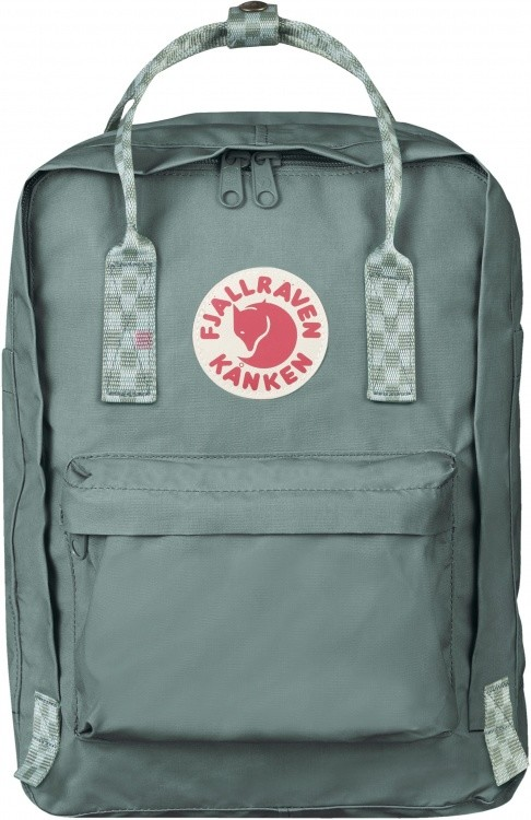 Fjällräven Kanken Laptop Multicolor Fjällräven Kanken Laptop Multicolor Farbe / color: frost green/chess ()