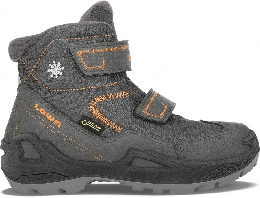 LOWA Milo GTX MID LOWA Milo GTX MID Farbe / color: anthracite/orange ()