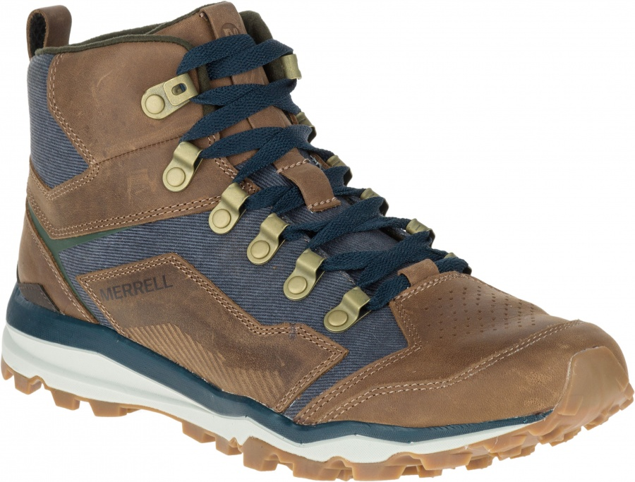 Merrell Allout Crusher Mid Merrell Allout Crusher Mid Farbe / color: boardwalk ()