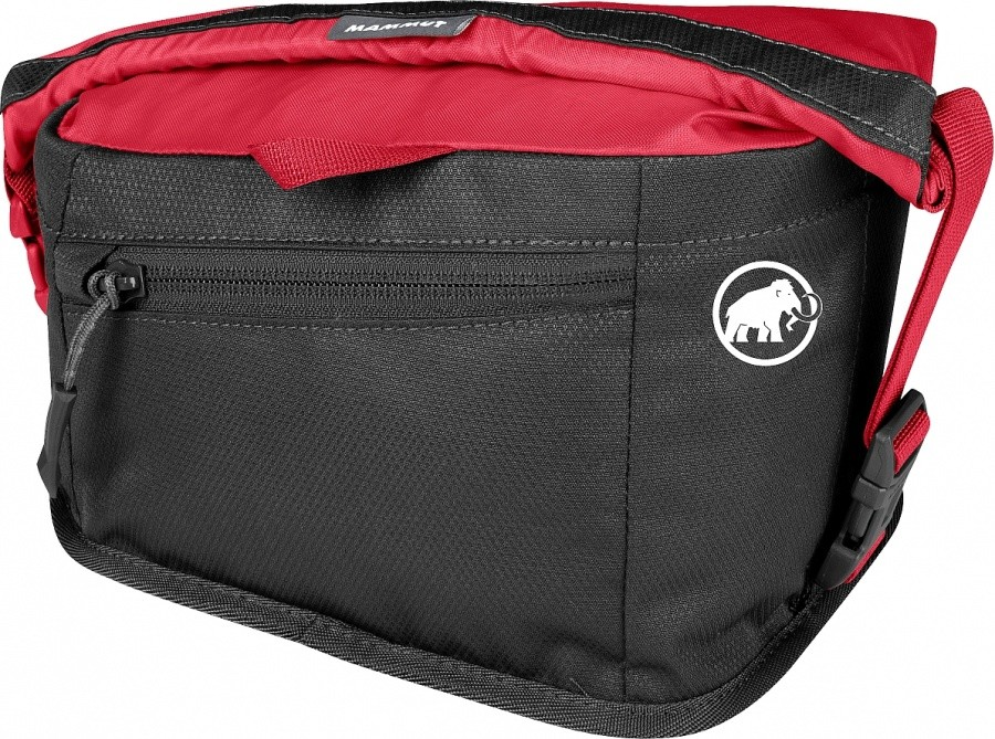 Mammut Boulder Chalk Bag Mammut Boulder Chalk Bag Farbe / color: black-inferno ()