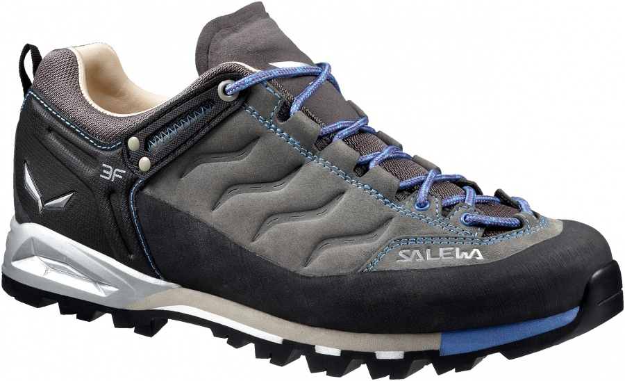 SALEWA Womens MTN Trainer L SALEWA Womens MTN Trainer L Farbe / color: pewter/reviera ()