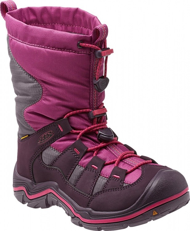 Keen Kids Winterport II WP Keen Kids Winterport II WP Farbe / color: purple wine/very berry ()