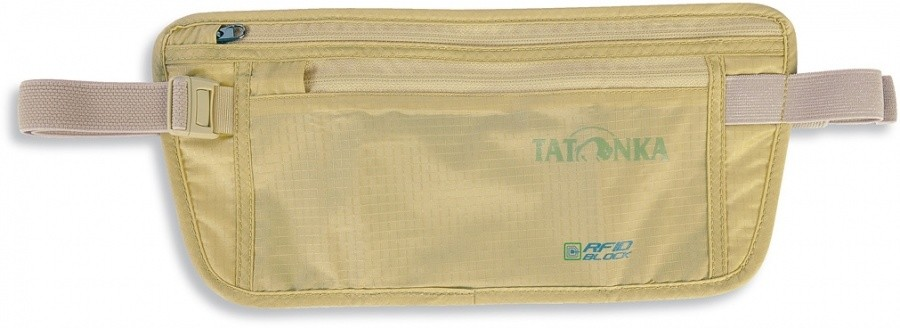 Tatonka Skin Moneybelt Int. RFID B Tatonka Skin Moneybelt Int. RFID B Farbe / color: natural ()