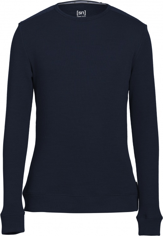 Super.Natural Mens Jasper Crewneck Super.Natural Mens Jasper Crewneck Farbe / color: navy blazer ()