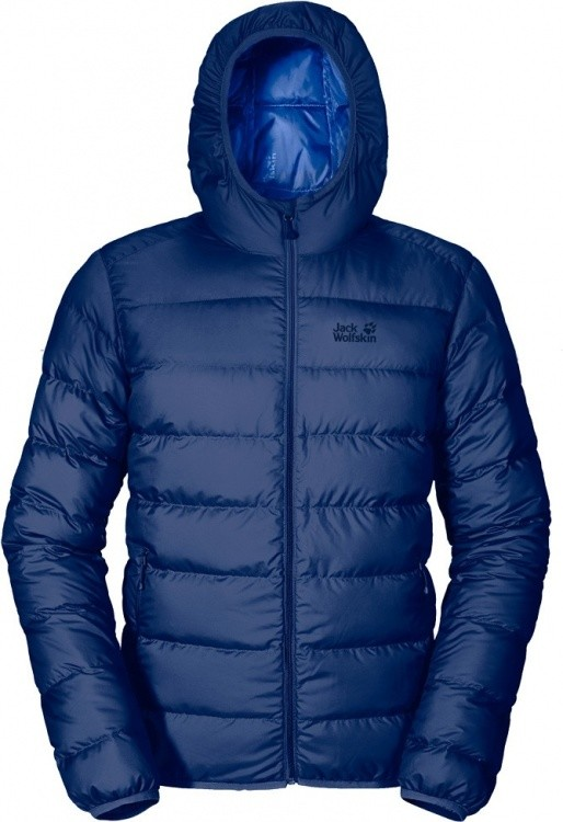 Jack Wolfskin Helium Down Jacket Men Jack Wolfskin Helium Down Jacket Men Farbe / color: royal blue ()
