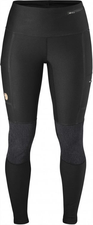 Fjällräven Abisko Trekking Tights Women Fjällräven Abisko Trekking Tights Women Farbe / color: black ()