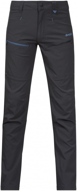 Bergans Utne Youth Pants Bergans Utne Youth Pants Farbe / color: solid charcoal/st blue/glacier ()