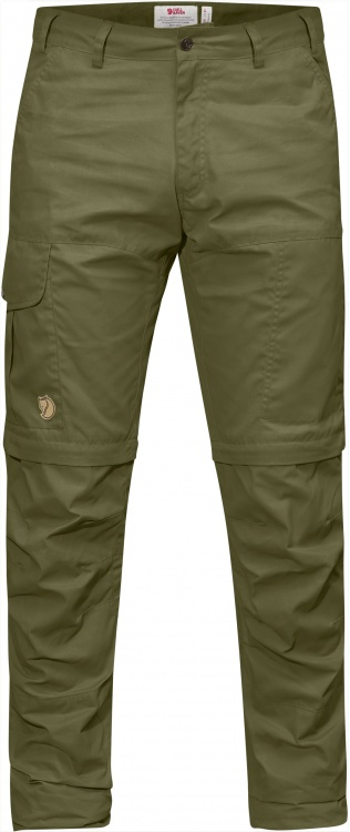 Fjällräven Karl Pro Zip-Off Trousers Fjällräven Karl Pro Zip-Off Trousers Farbe / color: savanna ()