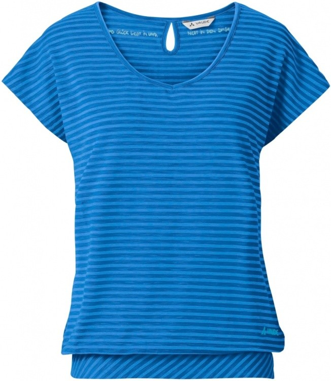 VAUDE Womens Skomer T-Shirt II VAUDE Womens Skomer T-Shirt II Farbe / color: icicle ()