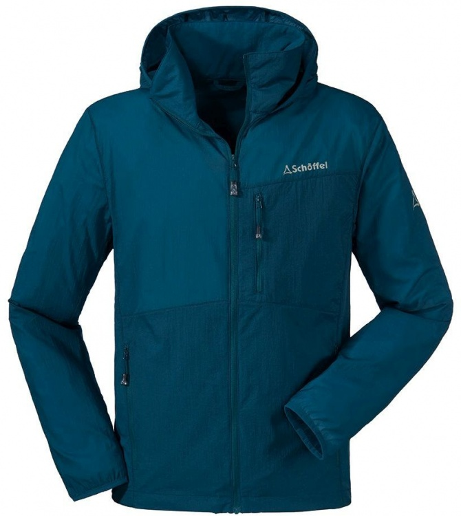 Schöffel Windbreaker Jacket M Schöffel Windbreaker Jacket M Farbe / color: moroccan blue ()